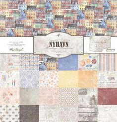 Maja Design - 12 x 12 Nyhavn Limited Edition - Collection