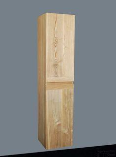 hoge kast massief teakhout 160cm | megadump tiel - megadump tiel, Deco ideeën
