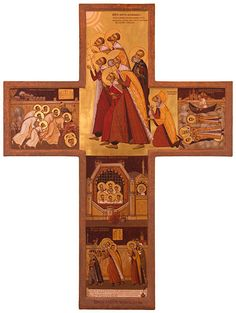 Romania-by Elena Murariu~~~Brancoveni Martyrs Best Icons, Byzantine Icons, Icon Collection, Romania, Saints, Projects To Try, Modern, Christianity, Search