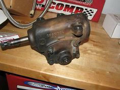 1982 thru 1993 Chevy S10 S-10 GMC S15 S-15 Manual steering gear box – auto parts – by owner
