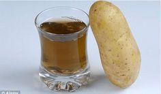 aardappel sap een remedie voor enkele van de meest ernstige ziekten