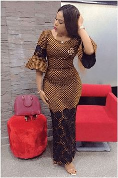 THE COLLECTION OF 2019 DESIGNS Get the Latest ankara styles aso ebi styles, wedding, Ankara dresses, ankara fashion pictures, african fashion styles & casual trends for ladies African Fashion Ankara, Latest African Fashion Dresses, African Dresses For Women, African Print Dresses, African Print Fashion, Africa Fashion, African Attire, African Wear, African Prints
