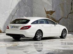 Mercedes-Benz CLS 250 CDI Shooting Brake (2012)