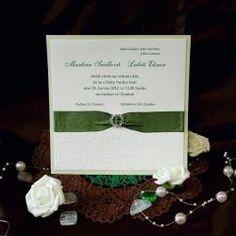 Svatební oznámení N03