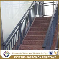 Best Railing Idea For Front Concrete Steps To Driveway Front 400 x 300
