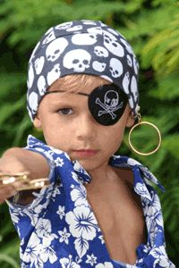 Pirate Party Activities