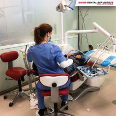 ¡El equipo de SDS os desea una óptima semana! -------------------------------------------- www.swissdentalservices.com/es #dentista #implantes #sonrisa #clínica #yosonrío