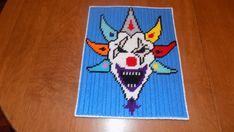 Mighty Death pop Joker card wall hanging by TmSalesCreations