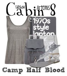 """""""Cabin 8"""" by tallybow ❤ liked on Polyvore featuring Alice + Olivia, 120% Lino, Rebecca Minkoff, House of Harlow 1960 and Express"""