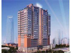 SKYE Condominiums in Uptown Charlotte NC