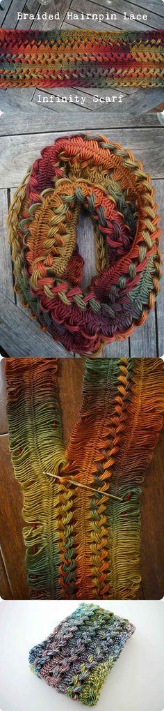 Crochet Braided Hair