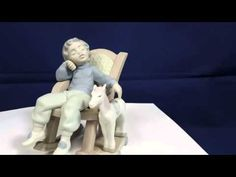 Lladro All Tuckered Out # 5846 - YouTube #ReliablePawnShop #ReliablePawnStars #SimiValley