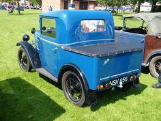 1939 Austin Seven Pickup Special Mini Trucks, Hot Rod Trucks, Cool Trucks, Austin Cars, Austin Seven, Classic Cars British, Austin Healey Sprite, A30, Commercial Vehicle