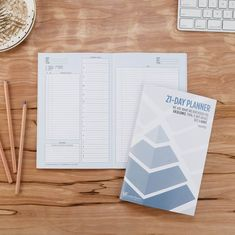 Try using a paper planner for 21 days! Here's where to start #21DayChallenge