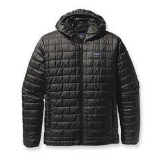 Patagonia Nano Puff - Lightweight allrounder hoodie. Stuffs small