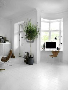Love this white space