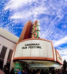 Savannah Film Festival #SAVFF