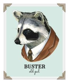 Buster, old pal.
