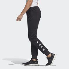Women's Pants & Bottoms Joggers, Sweatpants, Sport Wear, Nike Shorts, Black Adidas, Casual Looks, Black Pants, Pants For Women, Trousers