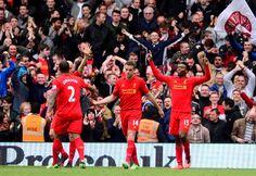 Travelling Kop joy at Super Dan (pics) - Liverpool FC