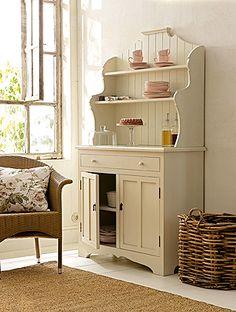 Küchen im Landhausstil: Küchenschrank im Landhausstil - Wohnen & Garten
