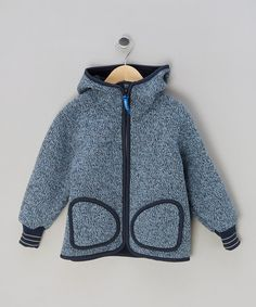 Take a look at this Blue 'Tonttu' Jacket - Infant, Toddler & Kids by Finkid on #zulily today!