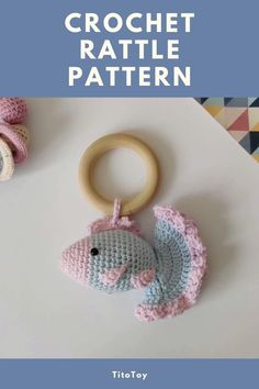 Easy Crochet Stitches, Diy Crochet And Knitting, Single Crochet Stitch, Crochet Videos, Crochet Gifts, Crochet Toddler, Crochet Baby, Fish Patterns, Crochet Toys Patterns