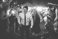 same couple... tearing up with this one! what a stunning wedding!