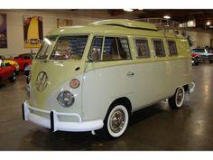 1966 VW Westfalia Camper Bus :-{b>