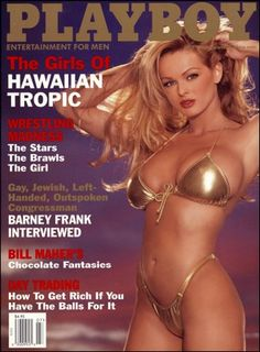 Playboy Magazine - July 1999 (USA)