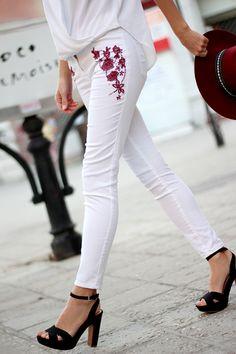 блуза/ blouse: SheInside  (SS13)   дънки/ jeans: H&M (SS13)   шапка/ hat:  H&M (old)   слънчеви очила/ ...