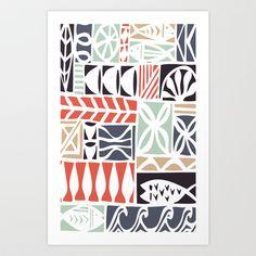 articulate Art Print by jennifer judd-mcgee - $15.60
