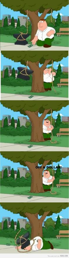 Just Peter Griffin..