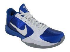 Nike Men's NIKE ZOOM KOBE V TB BASKETBALL SHOES