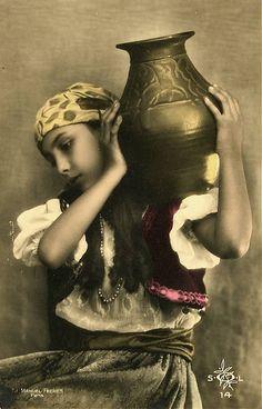 Gypsy Art Nouveau Women | Britta Bandits favorite photos and videos | Flickr