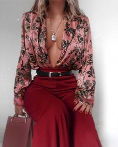 Classy Outfits, Trendy Outfits, Cute Outfits, Fashion Outfits, Womens Fashion, Fashion Tips, Fashion Trends, Ladies Outfits, Popular Outfits