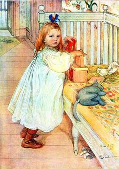 Birgit-Carl Larsson (1853 – 1919, Swedish)