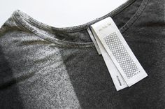 Design a clothing label online