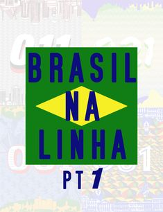 """Check out my @Behance project: """"Brasil na linha Pt 1"""" https://www.behance.net/gallery/63318595/Brasil-na-linha-Pt-1"""