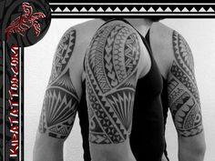 Tattoos - Polynesian tattoo, Samoa tattoo, Maori tattoo, Marquesan tattoo