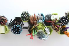 HYVE, by Herbst Produkt, is a new modular organization system that grows with your needs