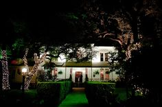 Green Pastures – Austin, Texas Wedding Venue