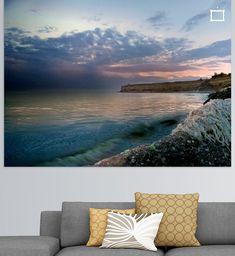 Colors of the Black Sea #sea #seaside #seascape #sunset #sunlight #sky #skyscape #clouds