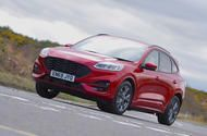 Ford Kuga 2 5 Phev St Line 2020 Uk Review All New Version Of Ford S Best Selling Suv Driven Here In Plug In Hybrid Guise Mixes In 2020 Ford Kuga Ford Outlander Phev