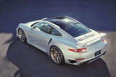 PORSCHE 911 Turbo 991 #porsche