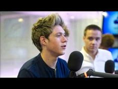 Niall Horan Singing Baby By Justin Bieber & Hero By Enrique Iglesias