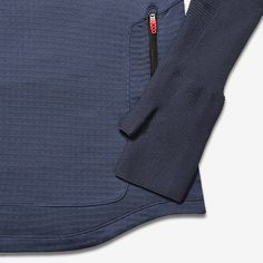NikeLab Gyakusou Dri-FIT Knit Sleeve Pullover Men's Running Hoodie. Nike.com