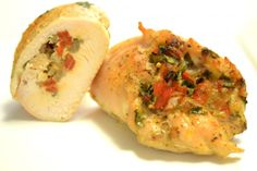 Chicken Roulades - one of my favorite recipes and since I'm the cook, I get to have it often!  Super easy (yes really!)