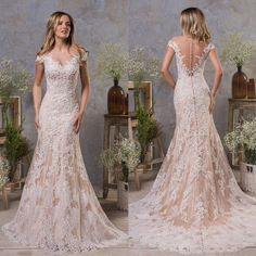 Champagne Wedding Dresses Bridal Gowns Sheath Cap Sleeves Plus Size 0 4 8 12 16 . Champagne Wedding Dresses Bridal Gowns Sheath Cap Sleeves Plus Size 0 4 8 12 16 . Western Wedding Dresses, Bridal Dresses, Dresses Uk, Short Dresses, Sweetheart Gowns, Backless Wedding, Gown Wedding, Champagne Lace Wedding Dress, Modest Wedding