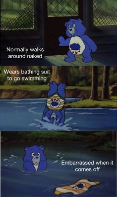 Care Bears Logic
